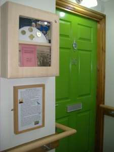 Butterfly Home 3 UK door