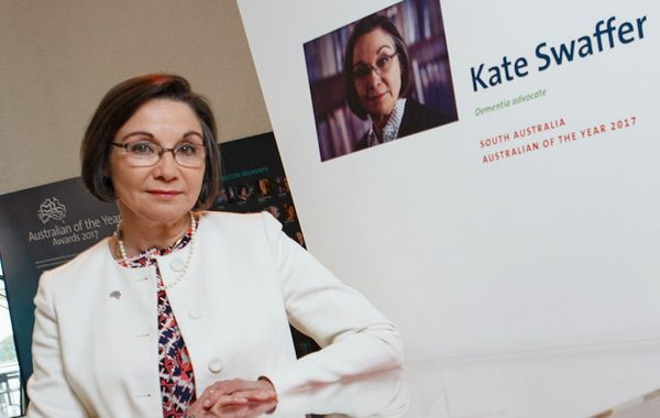 Human rights, disability and dementia, Kate Swaffer