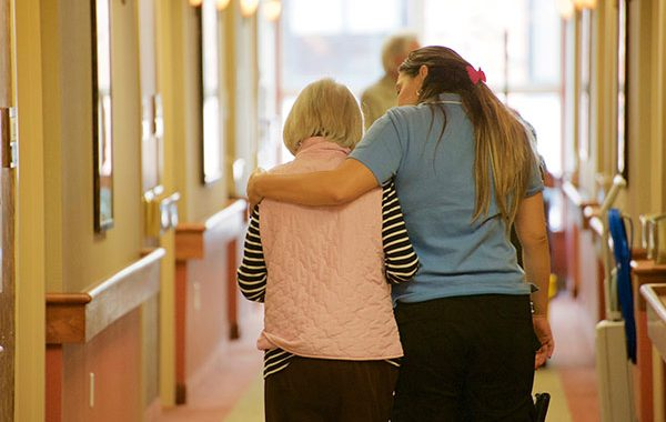 Schlegel Villages dementia Consistent staffing models: sharing the learning