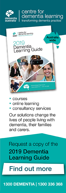 Centre for Dementia Learning [Ad]