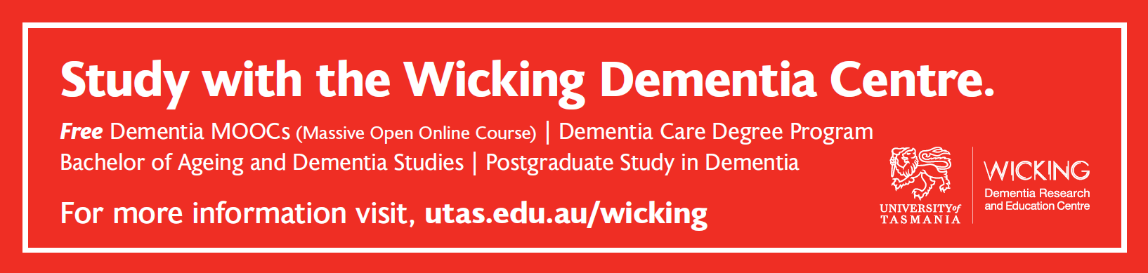 Wicking Dementia Education